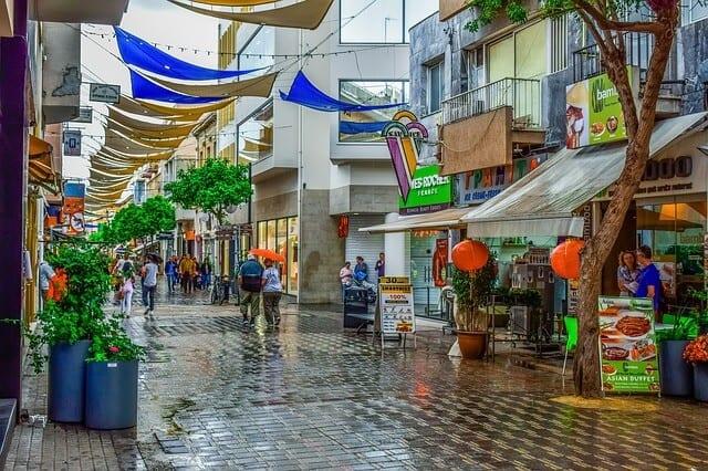 קפריסין בחורף